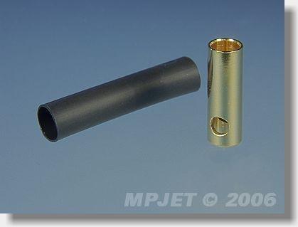 Connectors MG 6 mm dia - socket