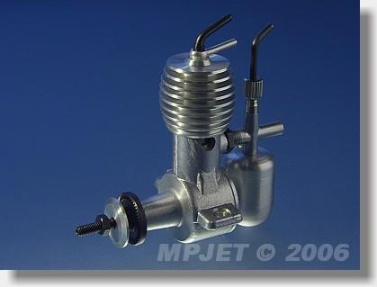 MP JET .040 PB Classic diesel