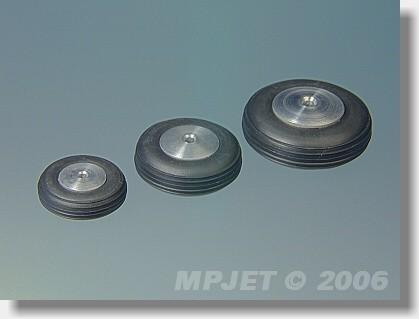 Tail wheel 18 mm dia