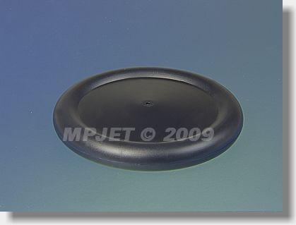 Plastic wheel 70 mm dia