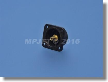 Pressure type crankcase cover complete