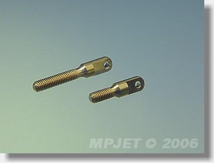 Ovládací páka Ms, M3/1,5 dlouhá (pro vidličky MPJ 2150-2159)