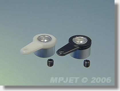 Steering arm 12 mm, 2,5 mm dia