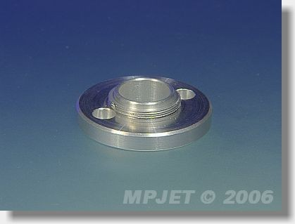 "Flange, M15x0,5 for gearbox MAXON G19 and electromotor ""480"""