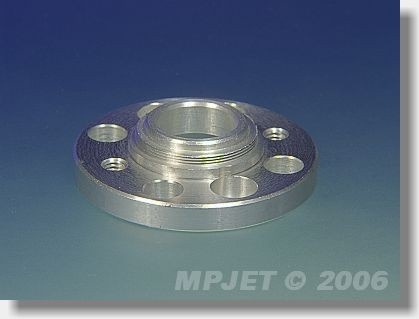 "Flange, M20x0,5 for gearbox MAXON G22 and electromotor ""700"""