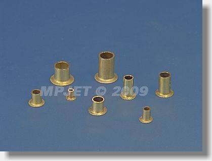 Tubular rivet 2,5x0,3x3