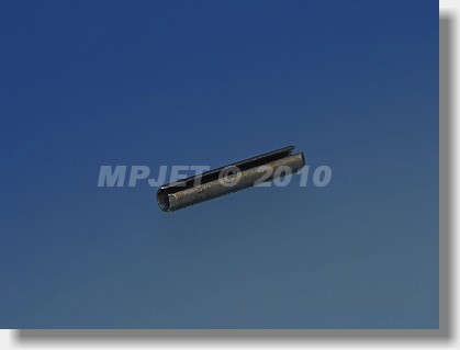 Pružný kolík pr.1x6 mm
