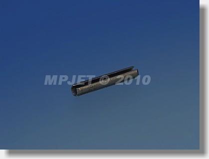 Pružný kolík pr.2x6 mm