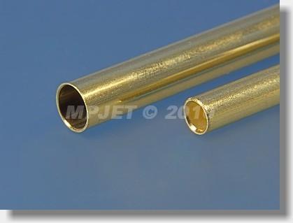 Brass tube 6x0,75 mm