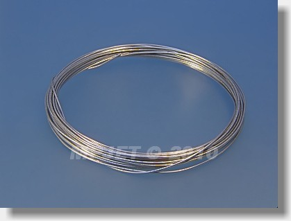 Kanthal resistance wire, 0,6 mm dia