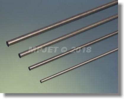 Steel 6 mm dia, length 1 m