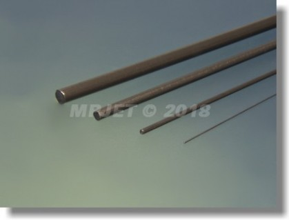 Straight steel spring wire 6 mm dia, length 1 m