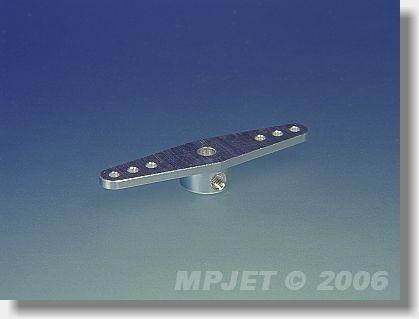 Kovová ovládací páka pr.3 střední