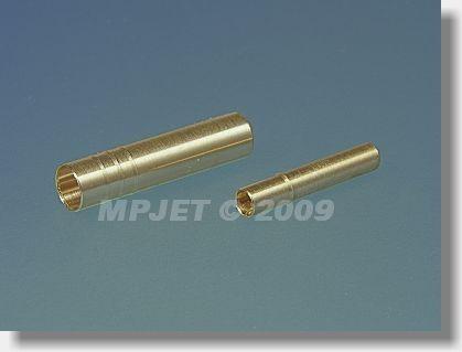 Temperature sensor shield 5,3 mm dia (TO-92)
