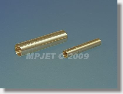 Temperature sensor shield 5,3 mm dia (TO-92HEC) with magnet