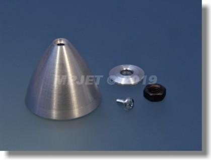 Blank metal spinner D30