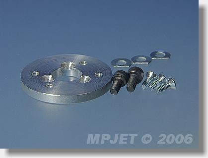 "Flange for AC 25/25 to size ""300"""