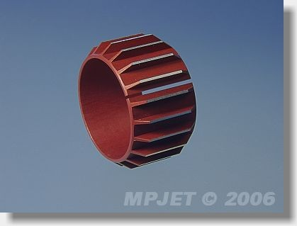 Heatsink axial for AC 25/25