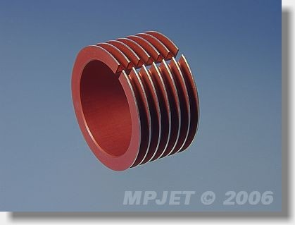 Heatsink radial for AC 25/25