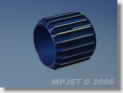 Heatsink axial for AC 25/35