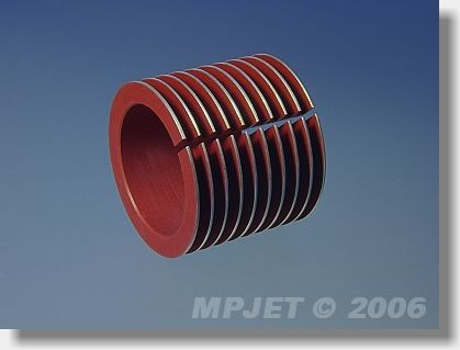Heatsink radial for AC 25/35