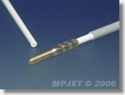 Pushrod GreyLine 3/2 with coupler M2