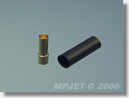 F connectors MG 4 for cable