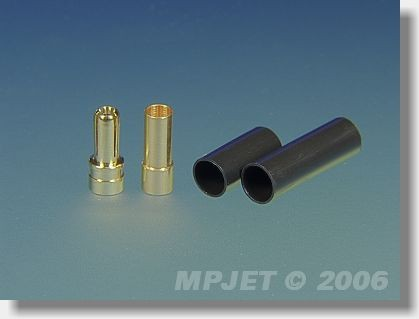 Connectors MG 4 for cable - sets