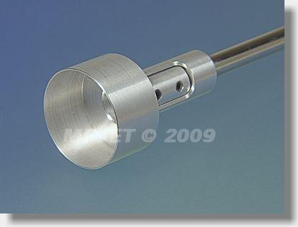 "Hřídel COMPACT pro elektromotor ""280"", hřídel pr.3,M2,..."