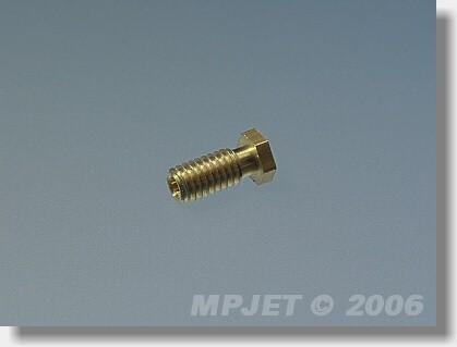 Thread boat prop adapter 2/M4