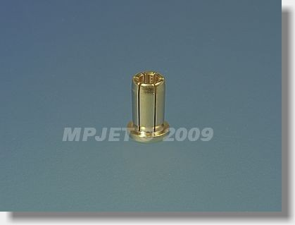 Connectors MG 5,5 mm dia - short pin