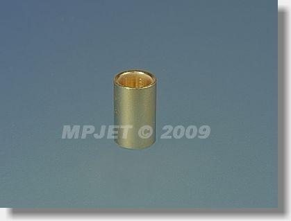 Connectors MG 6 mm dia - short socket