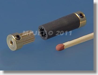 FLEXI shaft coupler 8, 2/2
