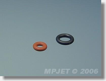 """Set """"O"""" ringes for MPJ 4040, 4045"""