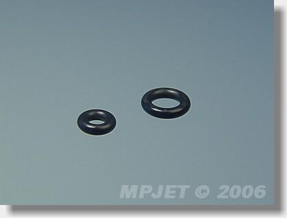 """Set """"O"""" ringes for MPJ 4041, 4046"""